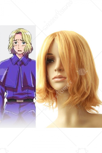Axis powers Hetalia France Bonnefoy Cosplay Wig