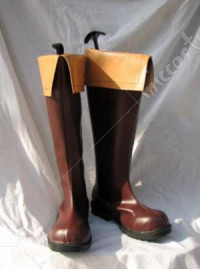 Axis Powers Hetalia Feliciano Vargas Cosplay Chaussures Bottes