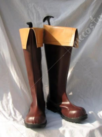 Axis Powers Hetalia Feliciano Vargas Cosplay Shoes Boots