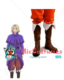 Axis Powers Hetalia France Cosplay Boots