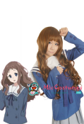 Beyond the Boundary Ai Shindo Cosplay Wig