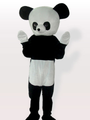 Big Head Giant Panda Adult Mascot Costume