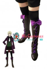 Black Butler 2 Earl Alois Trancy Cosplay Shoes