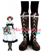 Black Butler Maylene Cosplay Shoes