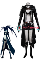 Black Rock Shooter Cosplay Costume New Version