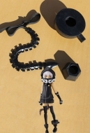 Black Rock Shooter Strength Tail and Anklets