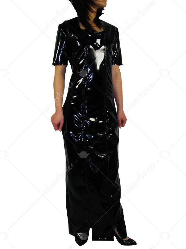 PVC Dress Sleeveless PVC Dress Buy PVC Dresses