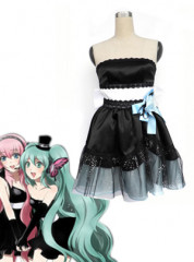 Vocaloid Magnet Luka Cosplay Costume