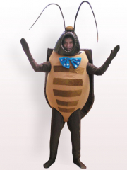 Blackbeetle Plush Adult Mascot Costume