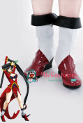 Blazblue Litchi Cosplay Shoes