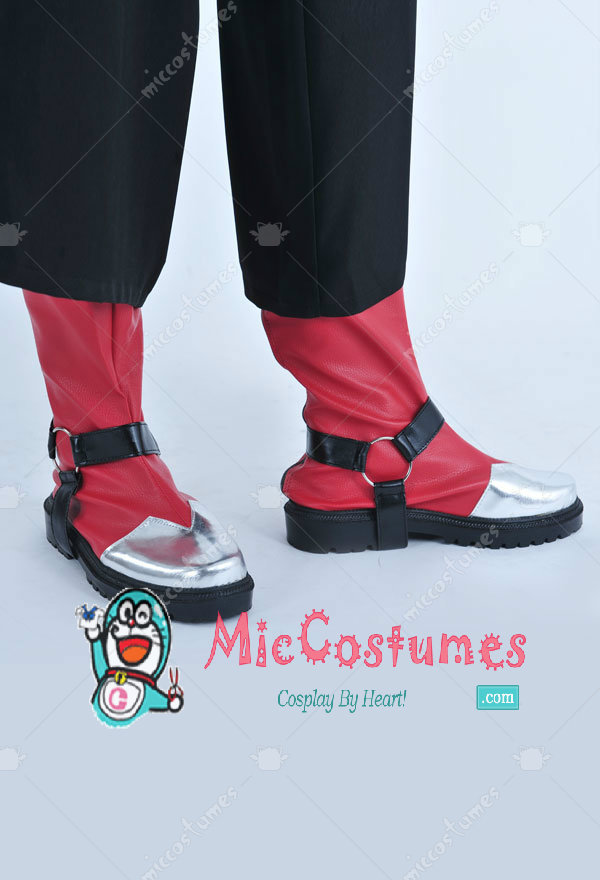Blazblue Ragna The Bloodedge Cosplay Shoes