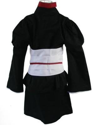 Bleach 12th Division Lieutenant Kurotsuchi Nemu Cosplay Costume Women M