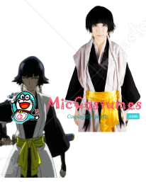 Bleach 2nd Division Captain Soi Fon Cosplay Wig