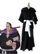Bleach 2nd division lieutenant omaeda marechiyo cosplay costume Men M