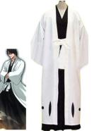Bleach 5th Division Captain Aizen Sosuke Cosplay Costume