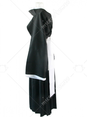Bleach 8th Division Lieutenant Nanao Ise Cosplay Costume