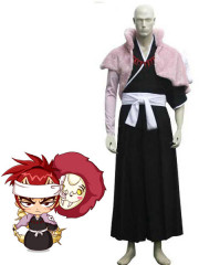 Bleach Renji Abarai Cosplay Costume