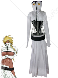 Bleach Tia Harribel Cosplay Costume