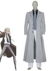 Bleach Shinji Hirako Cosplay Costume
