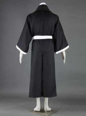 Bleach 10th Division Captain Toshiro Hitsugaya Cosplay Costume
