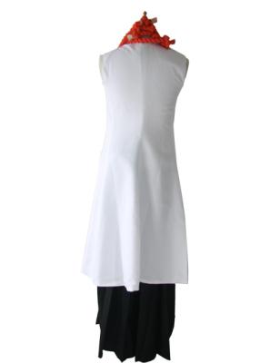 Bleach Tousen Kaname Arrancar Cosplay Costume