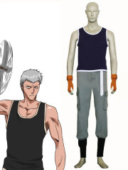 Bleach Kensei Muguruma Cosplay Costume