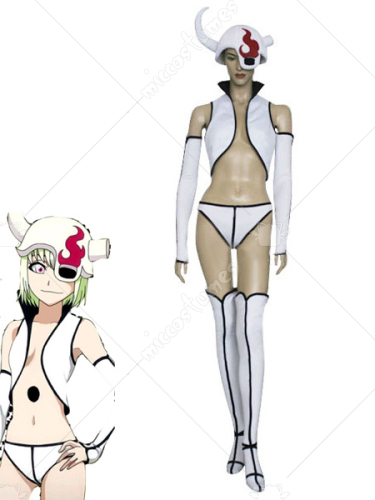 Bleach Lilynette Gingerbuck Cosplay Costume