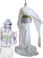 Bleach Zanpakuto Sode no Shirayuki Cosplay Costume