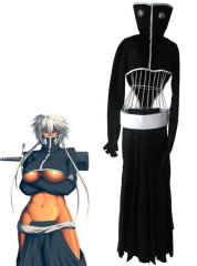 Bleach Tier Harribel Black Cosplay Costume