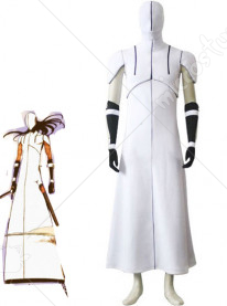 Bleach Tosen Kaname Hollow Form Cosplay Costume