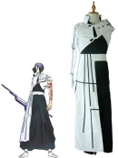 Bleach Uryuu Ishida New Cosplay Costume