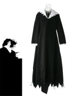 Bleach Zangetsu Cosplay Costume Men M/S
