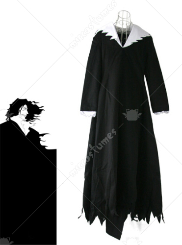 Bleach Zangetsu Cosplay Costume
