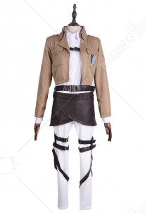 Attack on Titan Christa Renz Cosplay Costume Jacket