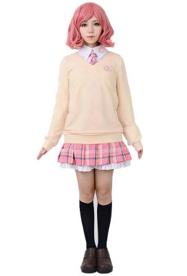 Noragami Ebisu Kofuku Cosplay Costume