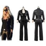 Justice League Black Canary Cosplay Kostüm
