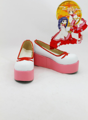 Card Capter Sakura Illustration Cosplay Shoes
