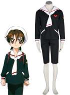 Card Captor Sakura Boy Winter Uniform