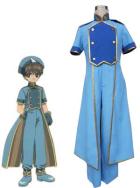 Card Captor Sakura Li Syaoran Cosplay Costume