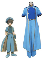 Card Captor Sakura Li Syaoran Cosplay Costume