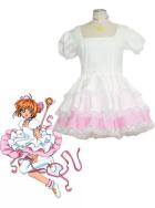 Cardcaptor Sakura Sakura Kinomoto Cosplay Dress