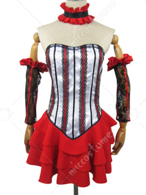Chobits Chii Red Cosplay Costume