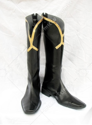 Code Geass Jeremiah Cosplay Shoes Boots