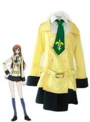 Code Geass Shirley Fenette cosplay costume