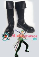 One Piece Roronoa Zoro Cosplay Shoes Boots