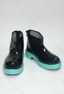 Vocaloid Miku Cosplay Shoes Boots