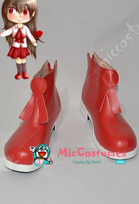 IB Mary and Garry Game Mary Cosplay Chaussures