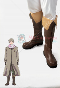 APH Axis Powers Hetalia Russia Cosplay Boots