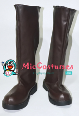APH Axis Powers Hetalia South Italy Cosplay Boots