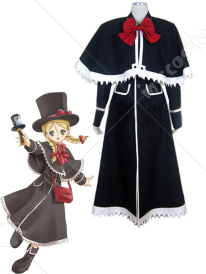 Coyote Ragtime Show August Cosplay Costume